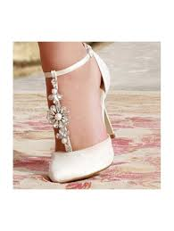 wedding shoes t bar hill shoes by hassall laced covered shoe t bar fastening
