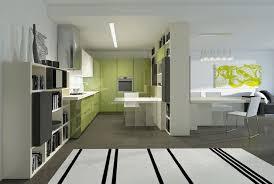 mod鑞e de cuisine am駻icaine superb plan cuisine ouverte sur salon 9 tendances cuisines la