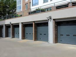 How To Install An Overhead Door Industrial Overhead Doors Installation West La Bayou
