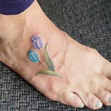 25 unique tulip tattoo ideas on pinterest small colorful