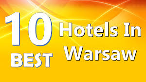top 10 best hotels in warsaw youtube