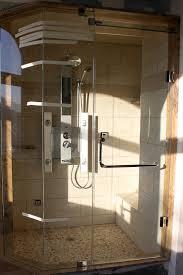 unique bathroom vanity design featuring rustic wooden round sink