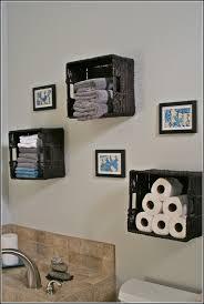 bathroom wall decoration ideas bathroom wall decor diy 1000 ideas about on inside 10