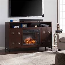 Tv Stands With Electric Fireplace Fireplace Tv Stand Tv Stands Cymax Stores