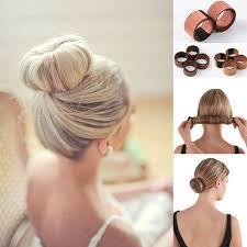 hair bun maker 2 pcs easy hair bun maker next deal shop