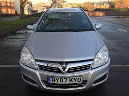 2007 vauxhall astra 1 4 life estate part exchange available