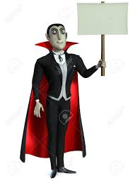 count dracula holding blank stock photo picture and royalty free