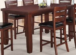 contemporary counter height table tables counter height