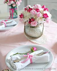 Decoration Of Room For Valentine Day by Decorating For Valentine U0027s Day Town U0026 Country Living