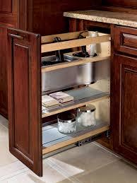 cabinets u0026 drawer rx kraftmaid pull out organizer rend com