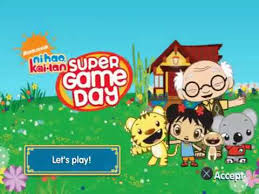 ni hao kai lan super game nick jr cartoon fun u2013 sound books