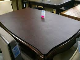 dining room table pads reviews custom dining room table pads free online home decor