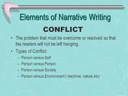 narrative writing language arts ppt video online download