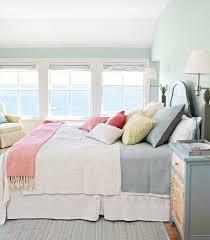 Desk Blanket Bedroom Pastel Bedroom With Grey Comfort Bed Feat White