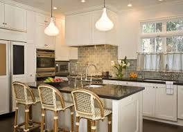 kitchen backsplash white cabinets l shape brown cabinet decor idea kitchen tile backsplash ideas with