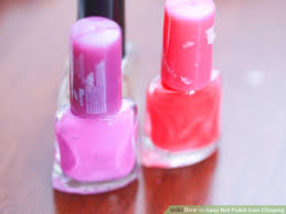how to keep nail polish from chipping 13 steps with pictures