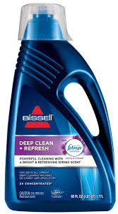 bissell 2x deep clean refresh 60oz upright carpet cleaner