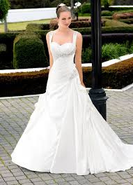 Wedding Dresses With Straps Wedding Dresses With Thick Straps Dresses Trend