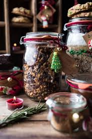 edible treats edible christmas gifts in jars half baked harvest