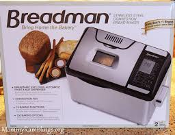 Bread Recipes Without Bread Machine Breadman Convection Bread Machine With Handles Tr2700 Review
