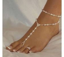 barefoot sandals for wedding wedding sandals ebay