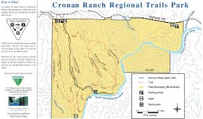 South Park Colorado Map by South Fork American River Hiking Trails Information