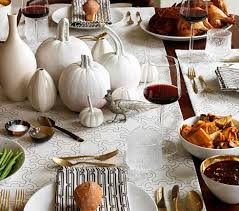 how to set a thanksgiving table we ve got the look
