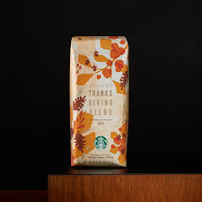 starbucks buy 2 get 1 free on thanksgiving blend whole bean