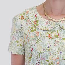 blouse patterns sencha by colette patterns