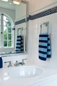 Navy And Green Bathroom 38 Plain White Bathroom Tiles Ideas And Pictures