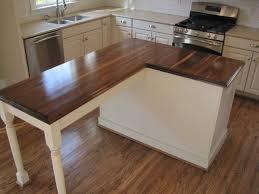 Kitchen Island Countertop by Kitchen U0026 Bar Diy Kitchen Island With Cool Waterlox Countertop