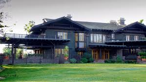 craftsmen home bungalows the famed blacker house and more at craftsman weekend in