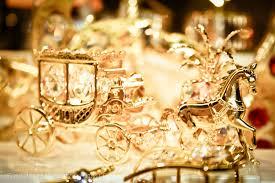 golden carriage gold golden nursery decor fairy tales sparkle