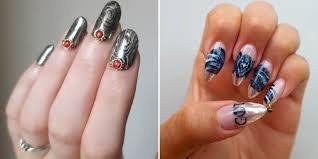 2017 nail polish trends and manicure ideas harper u0027s bazaar