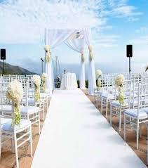 mariage et blanc tapis de cérémonie de mariage blanc tapis de sol d allee et d