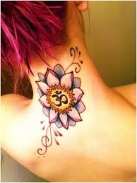7 beautiful lotus flower tattoos com