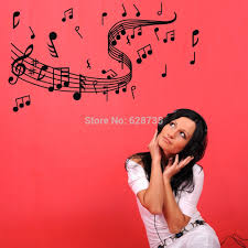 musical home decor stickers home decor picture more detailed picture about music