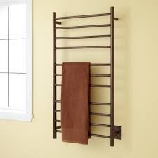 furniture heated towel racks best of quick installing diy heated