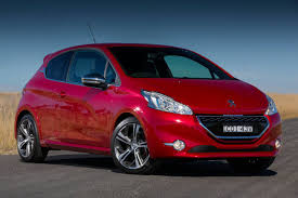 peugeot in sale peugeot 208 gti now on sale in australia from 29 990
