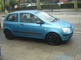 used hyundai getz hatchback 1 1 gsi 3dr in london greater london
