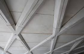 striking architectural ceilings completed at farringdon and