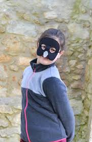 black crow bird mask for kids great for the dress up box
