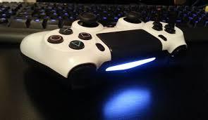 ps4 controller white light ps4 controller white light americanwarmoms org