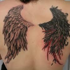 wings back on tattoochief com random designs