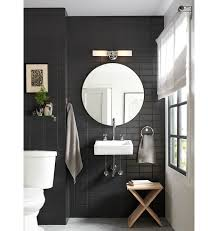 Round Mirrors Bathroom Sconces With Round Mirrors Home