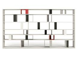 Libreria Opus Incertum by Metropolitan Libreria Collezione Metropolitan By Boffetto Design