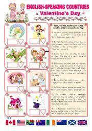 english teaching worksheets australia day