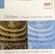 Flower Duet - delibes flower duet from lakmé and other opera duets cd at