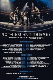 w m nothing but thieves
