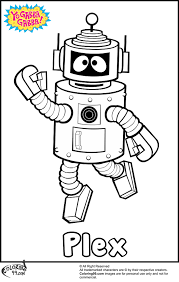 colouring pages yoyo skipping coloring free printable